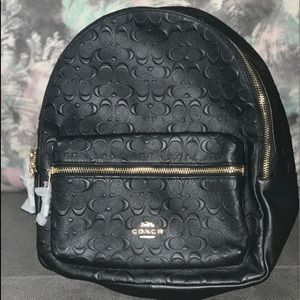 Brand New Coach Medium Charlie Backpack